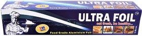 ULTRA FOIL 1 Kg 18 Mic Aluminium Foil