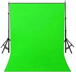 Cam Cart 8 x12 FT Light Green White lekera Backdrop Photo Light Studio Photography Background ( Stand Not Included )