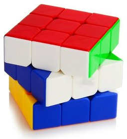Fast And Smooth Rubik's Speed Cubes Magic 3x3x3 Cubes For Competition  No Stuck