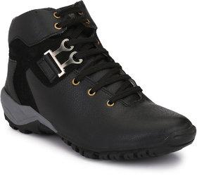 Big Fox Men's Black Boots