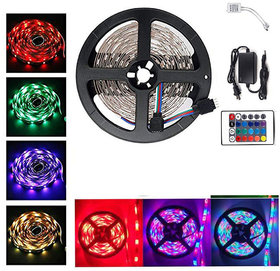 Ramanta Rgb Led Strip Length Approx 4 Meter Water Proof Rice Light 4 Meter