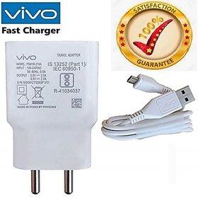 OSM ENTERPRISES VIVO Charger Data Cable Original,compatible with all vivo V5s/Y21/Y51/Y55s/V9/V5 /Vivo V5 Plus etc.