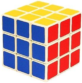Magic Rubik Cube 3x3x3 High Speed (1 Pieces)  (1 Pieces)