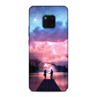 Printed Hard Case/Printed Back Cover for Huawei Mate 20 Pro