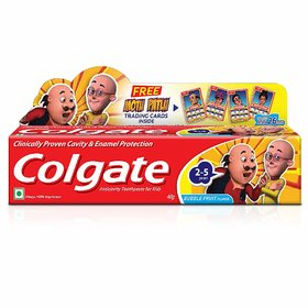 Colgate Anticavity toothpaste for kids 2-5 years , 40gm