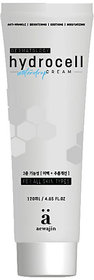 Aewajin Derma Hydrocell Cream 3Effect Moisturizing With Free Wrinkle, Whitening For Senstive Skin
