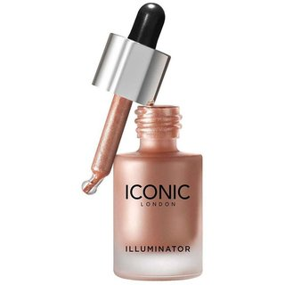 Iconic London Liquid Waterproof Highlighter  Illuminator Original For Perfect Look