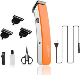 Perfect Nova  Device Of Man  PNHT 9048 Runtime 60 min Trimmer for Men  Orange