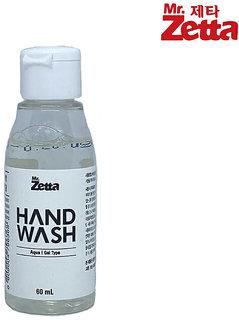 Zetta Gel Handwash 60Ml