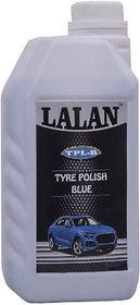 LALAN TPL-B - Tyre Polish Blue ( 1000 ML )