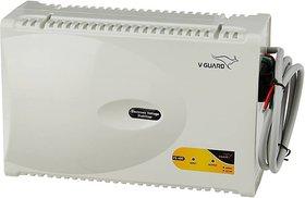 V Guard VG 500 Voltage Stabilizer for Air Conditioner  Grey