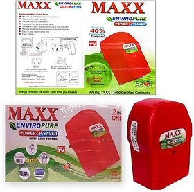 MAXX Enviropure Power Saver with In-Built Line Tester