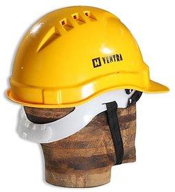Heapro LD Nape Type Helmet Yellow
