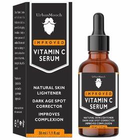 UrbanMooch Improved Vitamin C Face Serum For Skin Brightening, Skin Toning  Anti Ageing- (30 ml)