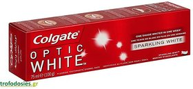 Colgate Optic White Sparkling White Toothpaste - 100g
