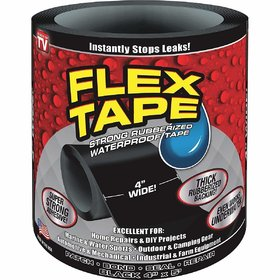 Pradipta's Waterproof Rubberized Sealing Flex Tape