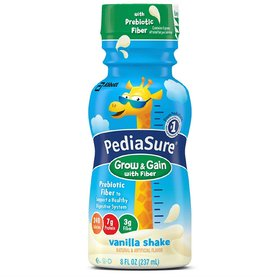 Pediasure Grow & Gain 237ml (8oz) - Vanilla Shake