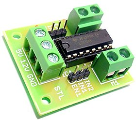 Cam Cart  L293D Motor Driver Stepper Motor Driver Module Compatible with Arduino and Other MCU