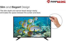 Raptech 60 cm (24 inch) HD Ready LED TV  24HDX100s (Black)
