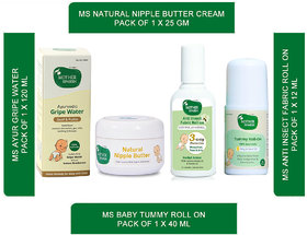 Mother Sparsh natural new mother care kit with healthy baby kit