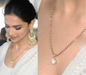 Gilher Bollywood Deepika Daily Wear Mangalsutra For women