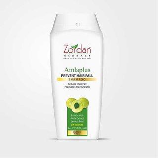 Zordan Herbals Amlaplus Prevent Hair Fall Shampoo