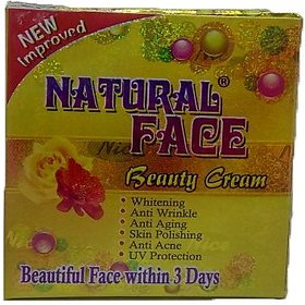 Quds New improved Natural Face Beauty cream Beautiful Face in 3 Days Day Cream 23 gm