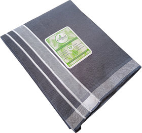 Feather Green Gray Colour  Dhoti