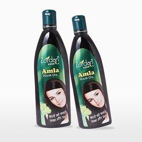 Zordan Herbals Amla Hair Oil (200 ml 2) Pack Of 2