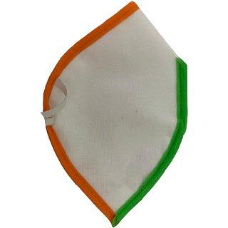 Teean Trianga Tri-flag Designed Face Mask Purifier Antifoaming Splash Proof