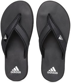Adidas Men's Black Adi Rio Flip Flops (Slippers)