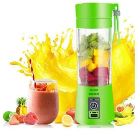 Shopper52 Plastic Portable USB Electric Juicer (JUICE603)