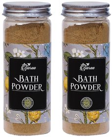 Tiaraa Bath Powder with 21 Natural Ingredients