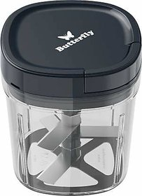 Butterfly Premium Vegetable Chopper 900 Ml, Blue