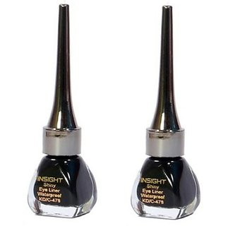 Insight Shiny Eyeliner 10 Ml (Black)