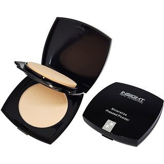 Insight Mineralized Pressed Compact Powder 9Gm Compact (Natural Beige, 9 G)