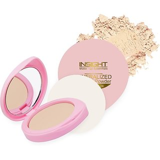 Insight Mineralised Pressed Powder Compact (Beige-04, 9 G)