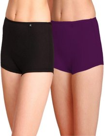 women's Girl's Boy Short Panty Pack Of 2