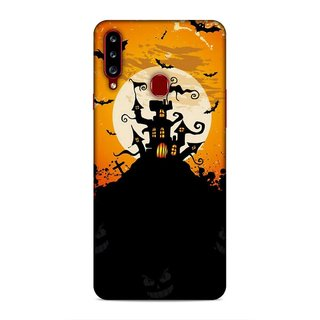 Printed Hard Case/Printed Back Cover for Samsung Galaxy A20s (2019)