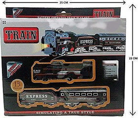 Battery Operated Express Train Set for Kids