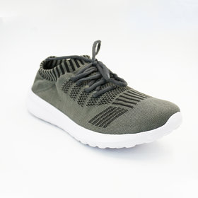 Sketchfab Shoes Men' S Mesh Running Sports Walking Casual Shoes Walking Outdoor Shoes UK 6 Grey