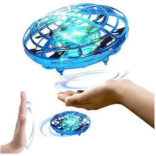 UFO RC Flying Toy, Infrared Induction Flying Ball, Drone Light for Kids, Teenagers, Assorted Design and Color