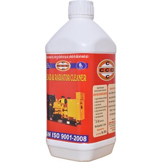 Radiator cleaner Cleaning compound of Descaling Inside