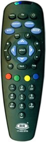 TATA Sky DTH Remote For SD  HD Set Top Box, Universal Remote  TV Compatible