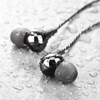 Tiitan S10 Wired In-Ear Earphone with Tangle Free Cable, Built-In Microphone