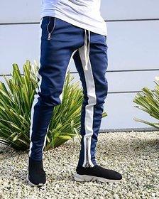 Navy Blue Track pant/Lower for Men