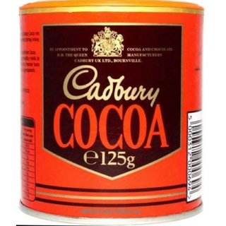 Cadbury Cocoa for Drinking and Baking - 125g