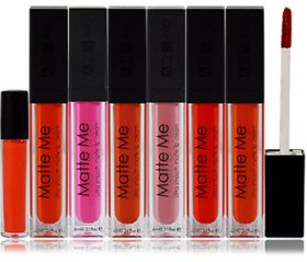 Ultra Smooth True Matte Nude Shade Lipstick Pack of 6  LIPSTICK FOR WOMENS  TRENDSTER