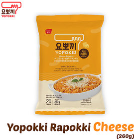 Yopokki (Rice Cake With Sauce) (1 Pouch) - Hot&Spicy