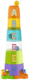 Chicco Toy Stack and Fun, Multicolor
